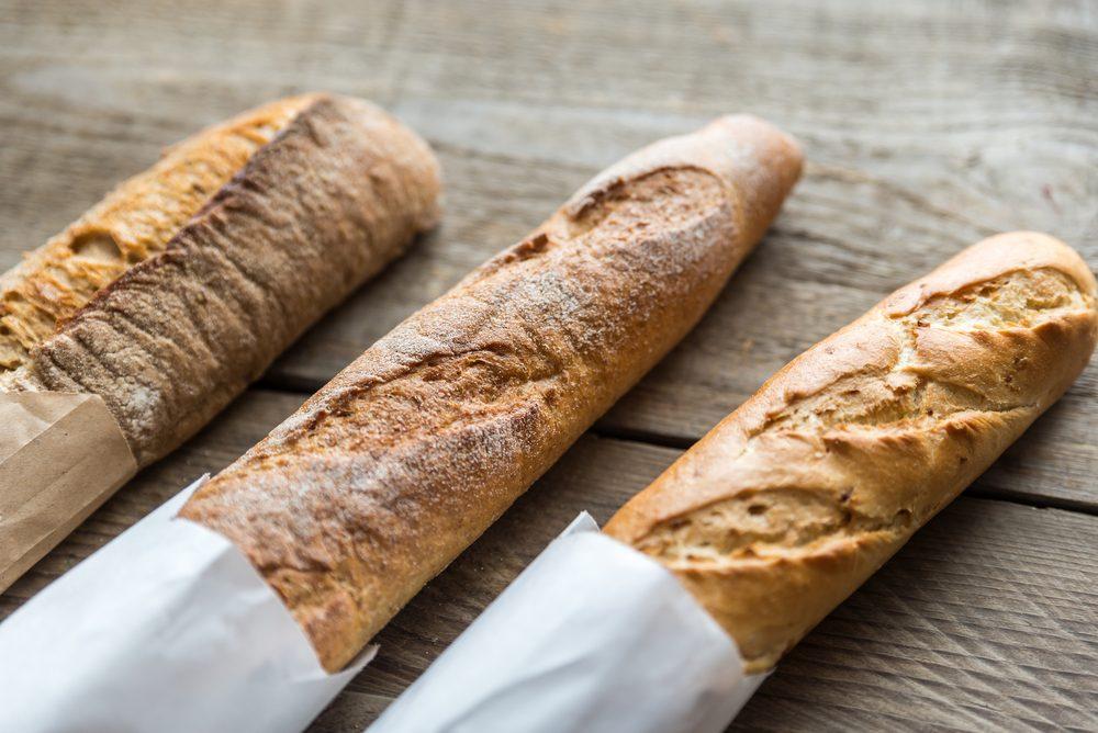 immagine ricetta della baguette su biancollievito