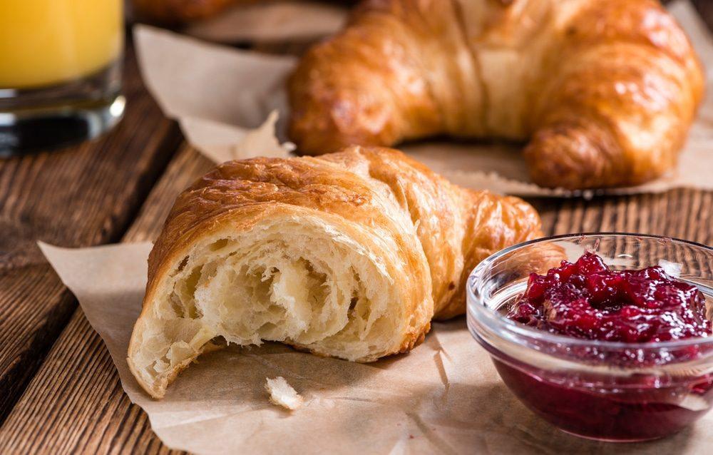 ricetta dei croissants con lievito madre su biancolievito