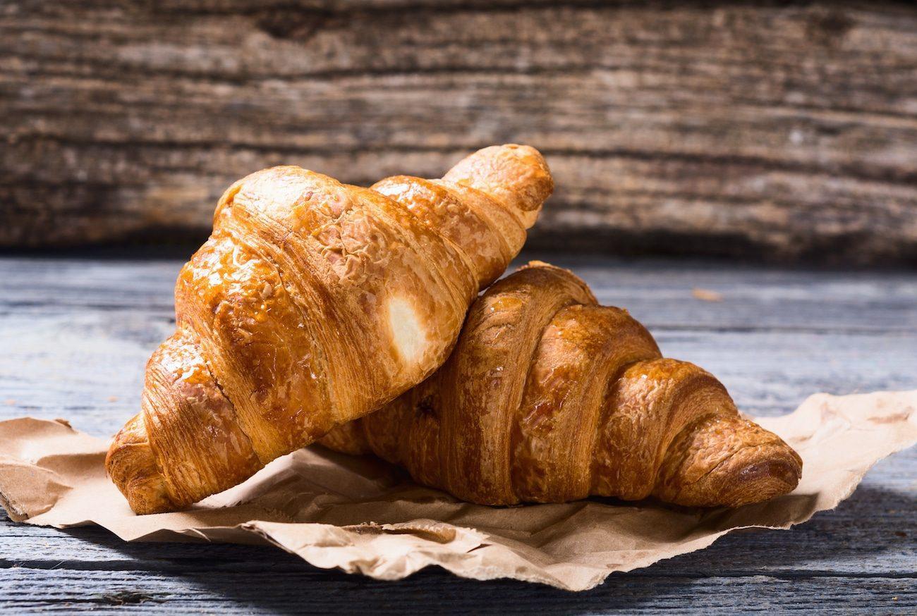 ricetta dei croissant a lievitazione diretta su biancolievito