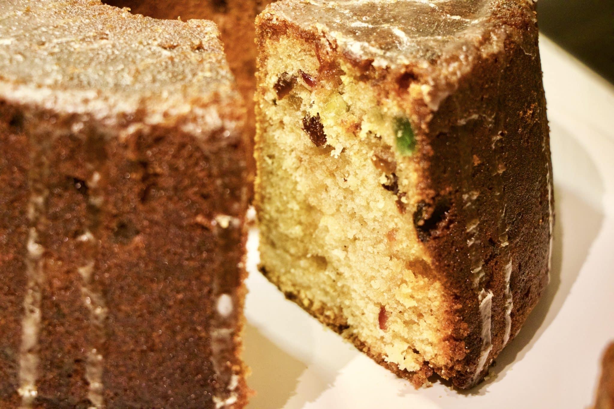 immagine del plumcake tradizionale di biancolievito
