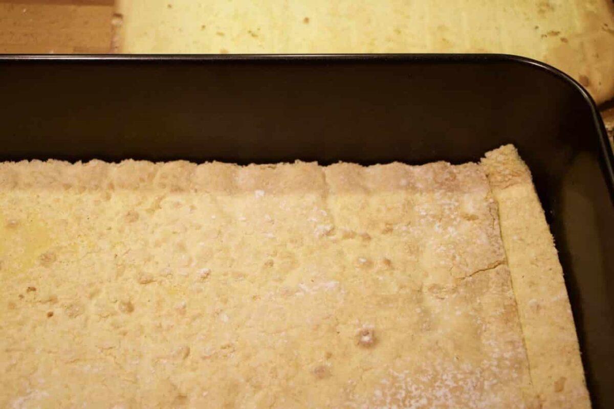 immagine del montaggio del tiramisu su biancolievito