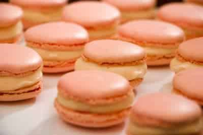 Macarons all'Amarena