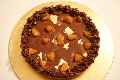 Crostata Cioccolato e Pere