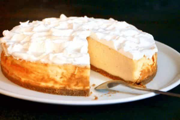 Cheesecake Classica al Forno