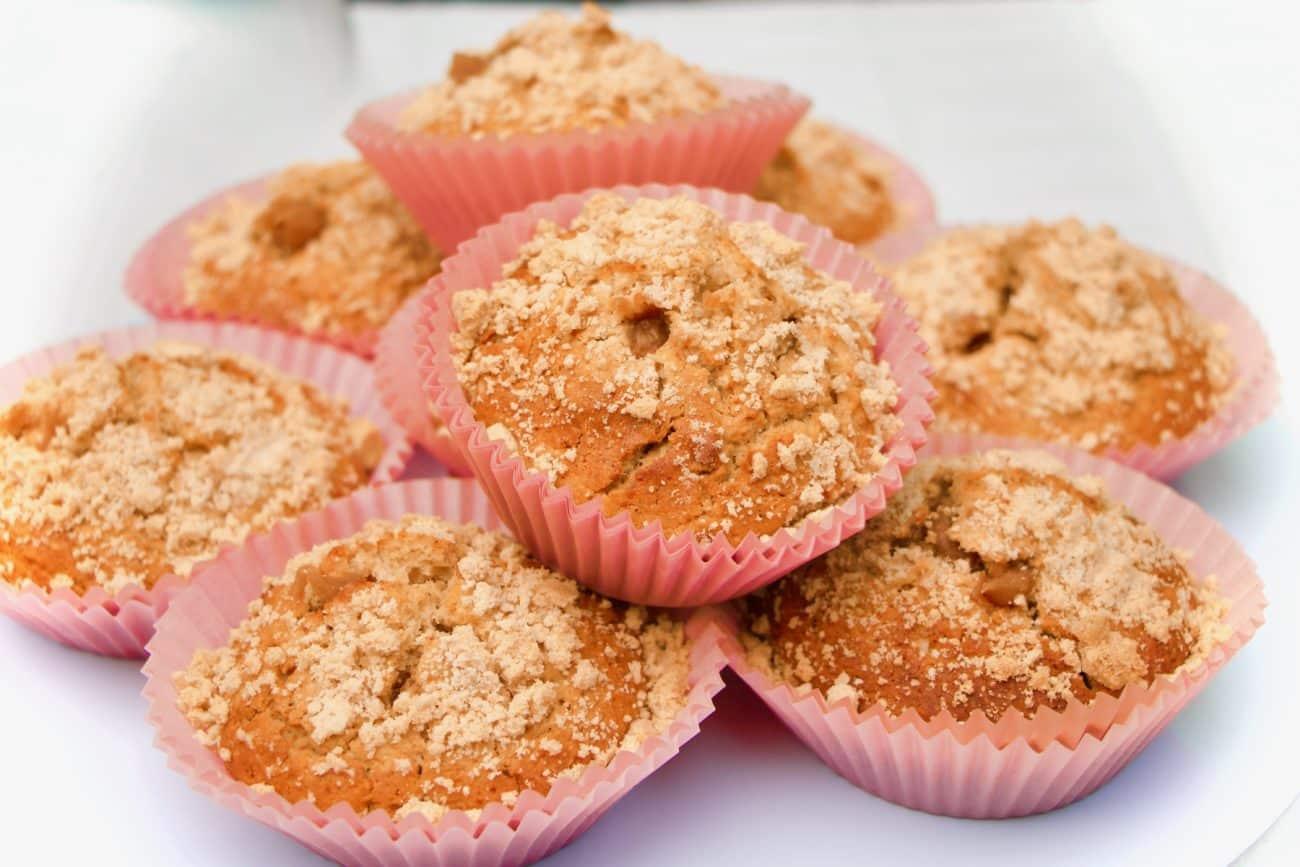 immagine ricetta muffin ai marron glacé di biancolievito