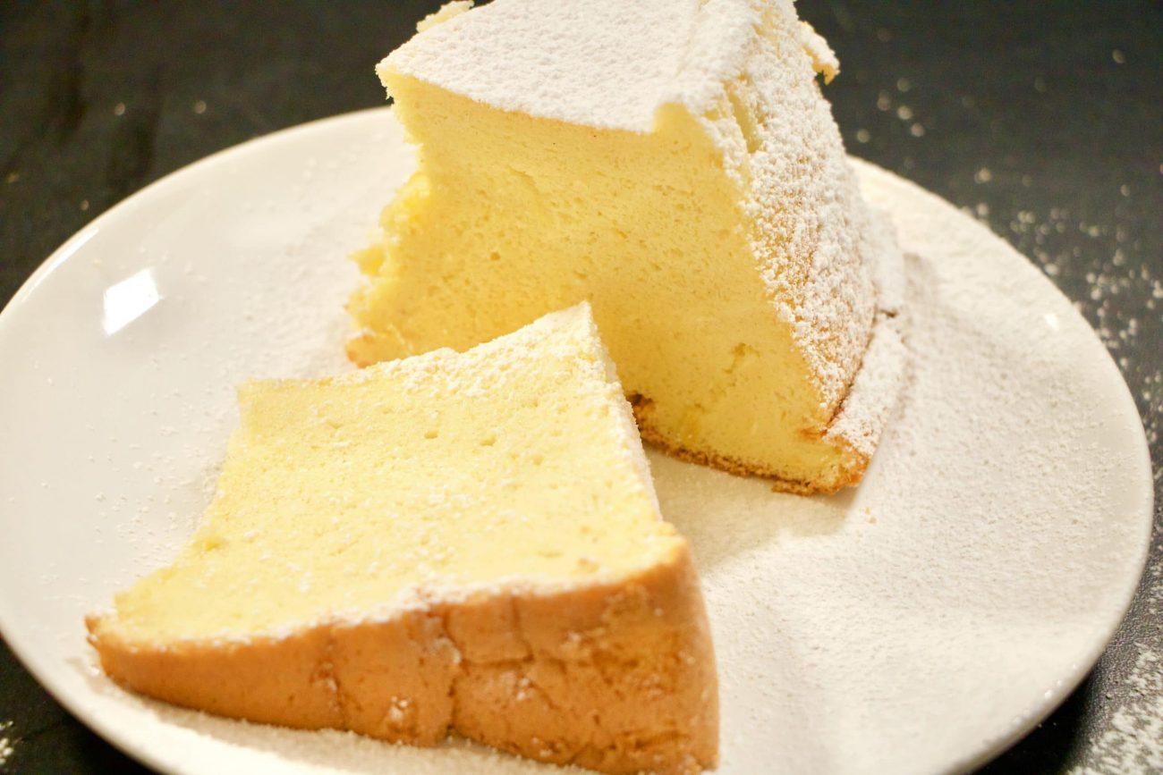 immagine fette di cotton cake su biancolievito