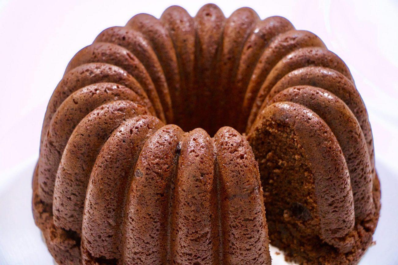immagine del cake al cioccolato e amarena su biancolievito