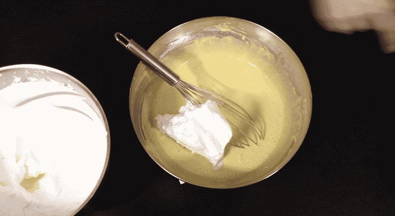 preparazione cotton cake biancolievito 4