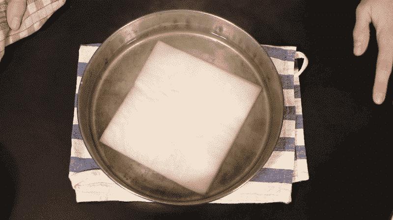 preparazione cotton cake biancolievito 7