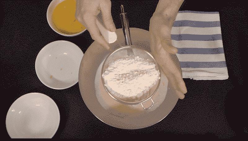 preparazione cotton cake biancolievito 2b