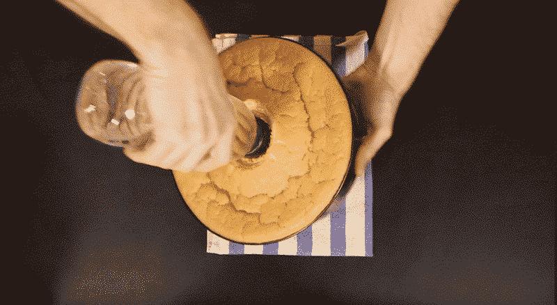 preparazione cotton cake biancolievito 8