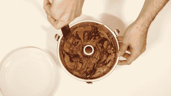 immagine preparazione chiffon cake senza glutine 10