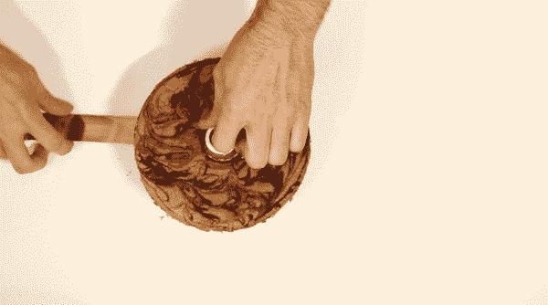 immagine preparazione chiffon cake senza glutine 11