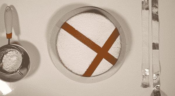 preparazione torta mantovana biancolievito 7